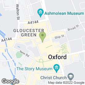 Map of mimsaxl.photography in Oxford, oxfordshire