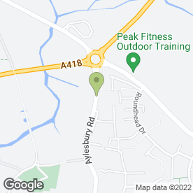 Map of Renovate in Thame, oxfordshire