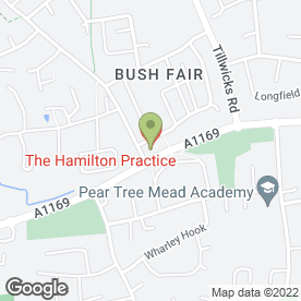 Map of Keats House Dental Surgery in Harlow, essex