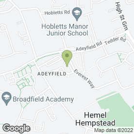 Map of McColl's in HEMEL HEMPSTEAD, hertfordshire