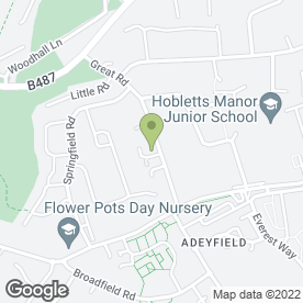 Map of Herts Tree Surgeons in Hemel Hempstead, hertfordshire
