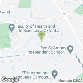 Map of Stand N Deliver Solutions in Headington, Oxford, oxfordshire