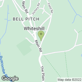 Map of Electro Tech Services (Stroud) in Whiteshill, Stroud, gloucestershire