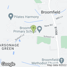 Map of Forest Homecare in Broomfield, Chelmsford, essex