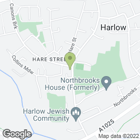 Map of GOLDEN SWIFT in Harlow, essex