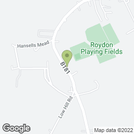 Map of Harley Street Lettings Ltd in Roydon, Harlow, essex