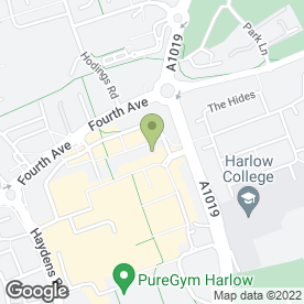 Map of GUARDIAN RESIDENTIAL LETTINGS in Harlow, essex