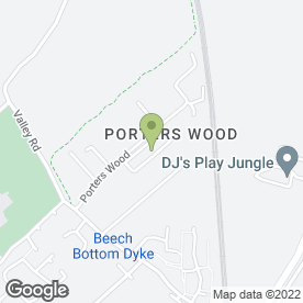 Map of Relocom Ltd in Porters Wood, St. Albans, hertfordshire
