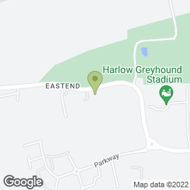 Map of Galaxy Kitchens in Harlow, essex