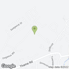 Map of MTA Ltd in Haddenham, Aylesbury, buckinghamshire