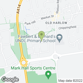 Map of Renov8ion in Harlow, essex