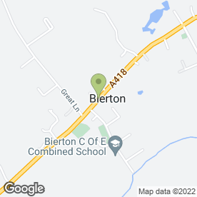 Map of Bespoke Beauty in Hulcott, Aylesbury, buckinghamshire