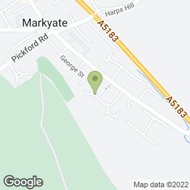 Map of 3 EGP School Of Motoring in Markyate, St. Albans, hertfordshire