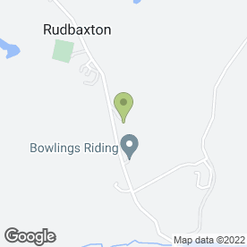 Map of Pembrokeshire College Equine Studies Centre in Rudbaxton, Haverfordwest, dyfed