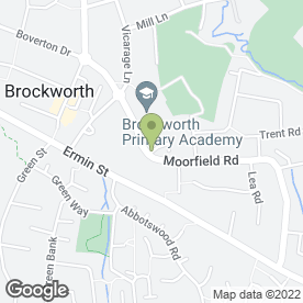 Map of Gkr Karate in Brockworth, Gloucester, gloucestershire