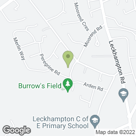 Map of Vets On The Park Ltd in Cheltenham, gloucestershire