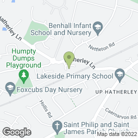 Map of Just Carpentry & Locks in Cheltenham, gloucestershire