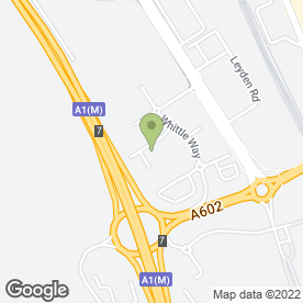 Map of Minor Details S.M.A.R.T Repairs in Stevenage, hertfordshire