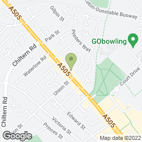 Map of TONG SAM RESTAURANT in Dunstable, bedfordshire