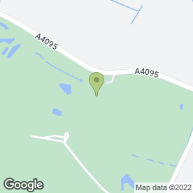 Map of Bicester Hotel, Golf & Spa in Bicester, oxfordshire