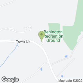 Map of Watton Place Podiatry Clinic in Benington, Stevenage, hertfordshire