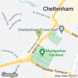 Map of METAL & STONE (GOLDSMITH) in Cheltenham, gloucestershire