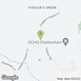 Map of ACT Direct Limited in Cheltenham, gloucestershire