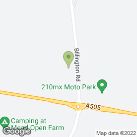 Map of TULLIAN PARK PET HOTEL in Stanbridge, Leighton Buzzard, bedfordshire