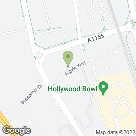 Map of HSS Hire in Stevenage, hertfordshire