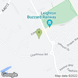 Map of TECHNOSIGN in Leighton Buzzard, bedfordshire