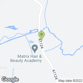 Map of St. John Bosco's Holiday Centre in Aldham, Colchester, essex