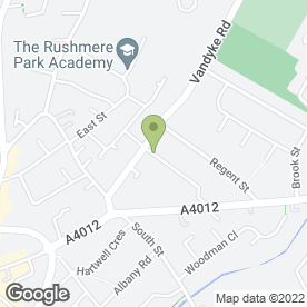 Map of TP Refrigeration Services in Leighton Buzzard, bedfordshire