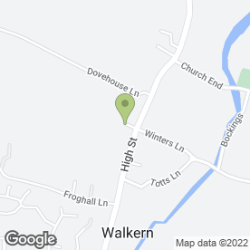 Map of Walkern Construction Ltd in Walkern, Stevenage, hertfordshire