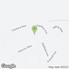 Map of Personal Photographic Imaging in Luton, bedfordshire