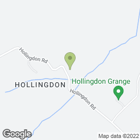 Map of Advance Training Services in Hollingdon, Leighton Buzzard, bedfordshire
