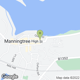 Map of Lucca Enoteca in Manningtree, essex