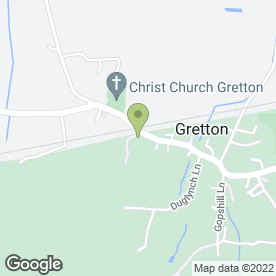 Map of ABC Pavilions in Gretton, Cheltenham, gloucestershire
