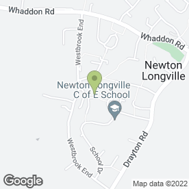 Map of Sound Facilities Ltd in Newton Longville, Milton Keynes, buckinghamshire