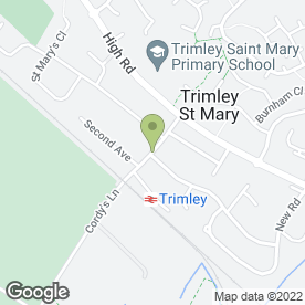 Map of MARK EMENY ELECTRICAL in Trimley St. Mary, Felixstowe, suffolk