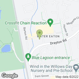 Map of Watersoft (UK) Ltd in Milton Keynes, buckinghamshire
