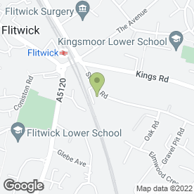 Map of Flitwick Motorcycles in Flitwick, Bedford, bedfordshire