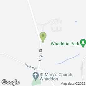 Map of Scott Travel in Whaddon, Milton Keynes, buckinghamshire