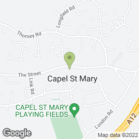 Map of The Constable Country Rural Medical Practice in Capel St. Mary, Ipswich, suffolk