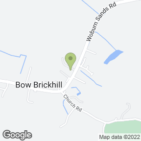 Map of ESK Decorating Contractors Ltd in Bow Brickhill, Milton Keynes, buckinghamshire
