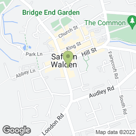 Map of Goddard's Electrical in Saffron Walden, essex