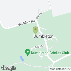 Map of B-Digital in Dumbleton, Evesham, worcestershire