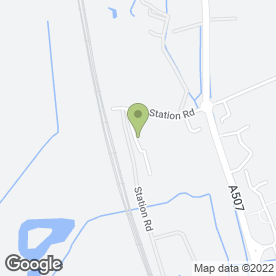 Map of Elliott Hire in Ampthill, Bedford, bedfordshire