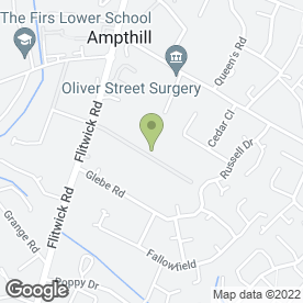 Map of SHARMAN LAW LLP in Ampthill, Bedford, bedfordshire