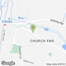 Map of Holland Restoration in Arlesey, bedfordshire