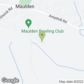 Map of Carpet & Flooring Services in Maulden, Bedford, bedfordshire